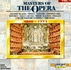 Masters of the Opera 1642-1771