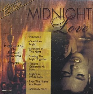 MIDNIGHT LOVE MUSIC