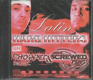 Latin Hard Hitters (Chopped & Screwed) (Chop)