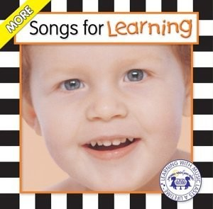 More Songs For Learning Music CD